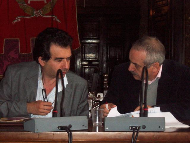 Claudio Gramaglia e Raffaello Martini
