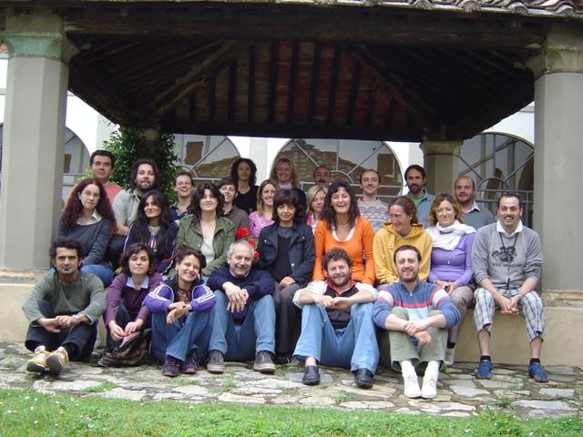 I partecipanti al laboratorio